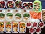 Healthy Meal Prep and Planning Class