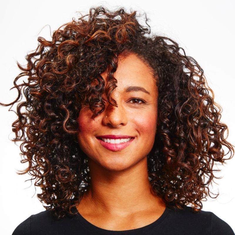Curly Hair Cutting Basics Clover Park Technical College