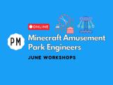 [Online] Minecraft Amusement Park Engineers