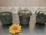 Felted Vessels and More