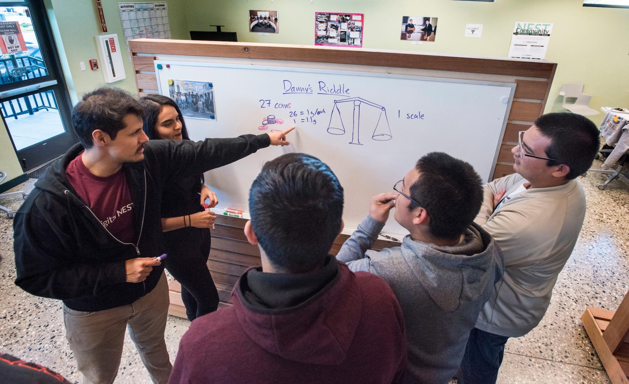 PPL 2: White-Boarding Session – Problem Solving Under Pressure