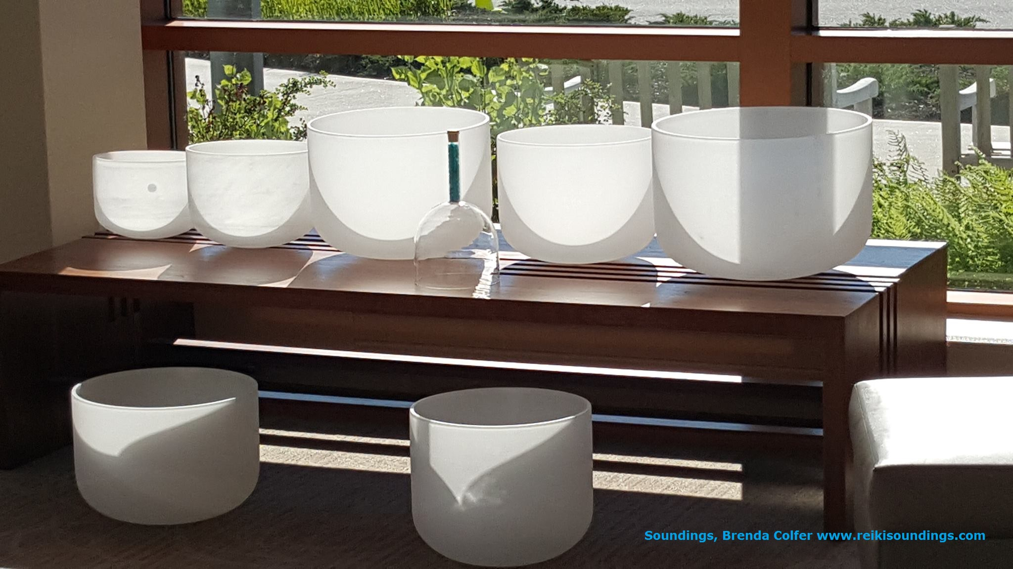 Healing Meditation with Crystal Bowls