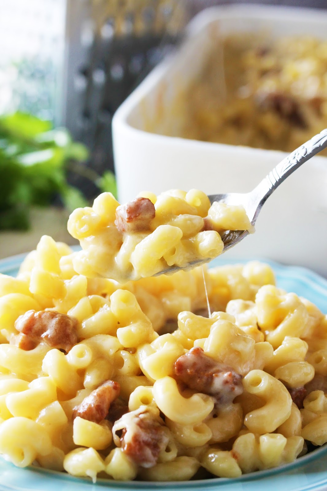 Comfort Foods with a Twist!