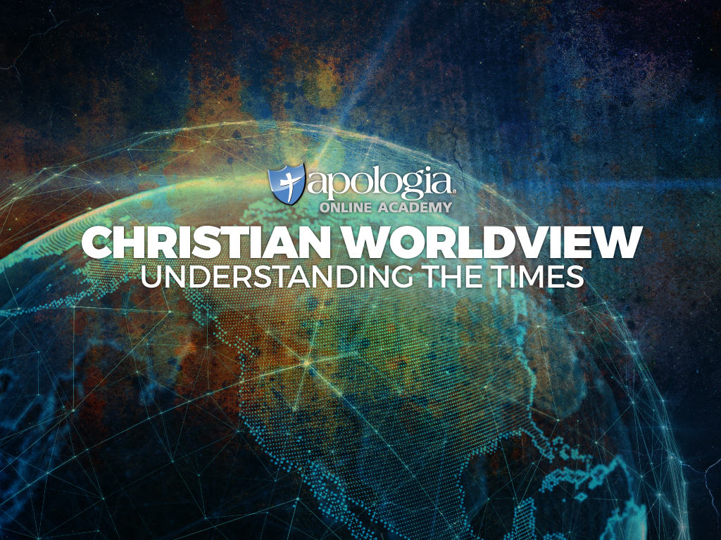 CHRISTIAN WORLDVIEW Training (Option 1) $358*