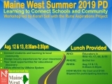 Maine West Summer Educator Workshop