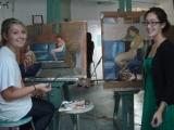 DR 710E2 Pre-College Preparation: Figure Painting