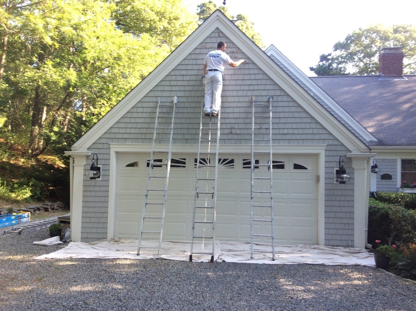 DIY Exterior Painting - Do it Right the First Time