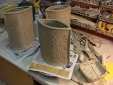 Vases-Mother/Daughter Pottery Class