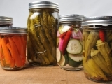 Preserving the Harvest: Pickling Spring Vegetables