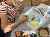 Art Classes for Kids! Wednesday