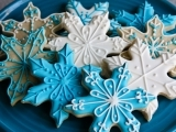 Christmas Sugar Cookies - Edible Art!
