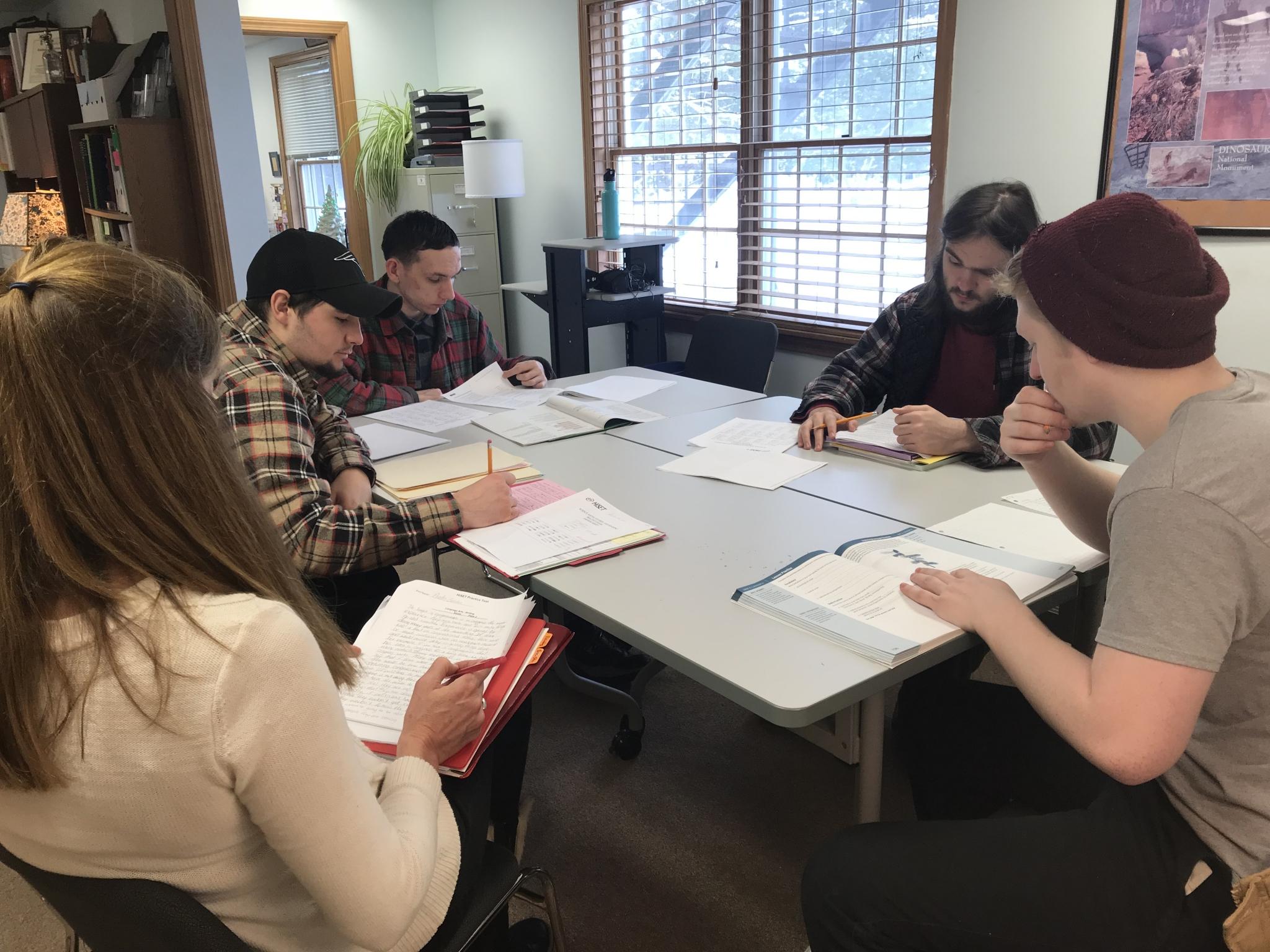 Adult Learning Center Daytime