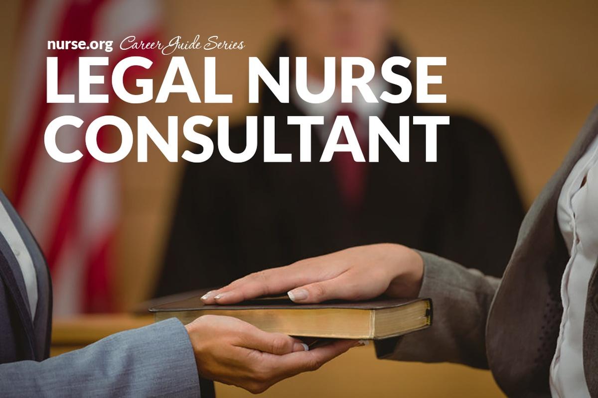 Legal Nurse Consultant 5/6