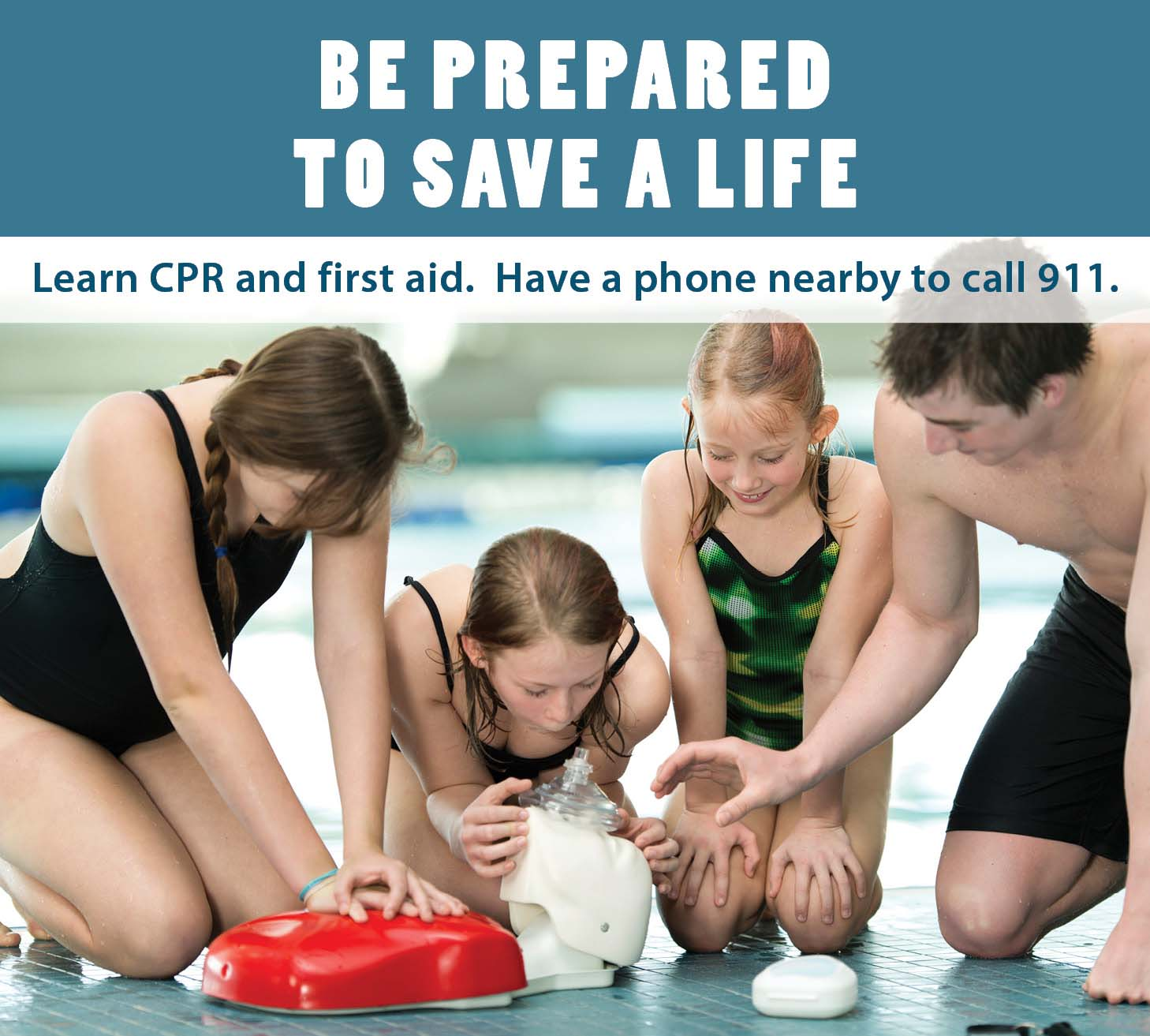 CPR/AED/First Aid for Infant/Child/Adult