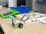 WeDo Robotics Camp