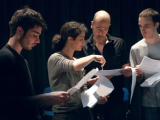 Master Class: Auditioning w/ Sides & Cold Readings