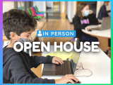 In-Person Open House: Summer 2021