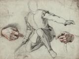 Figure Studies in Charcoal