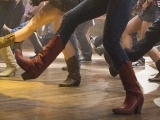 Boot Kicker Dance Class Advanced