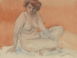 The Figure in Watercolor (ONLINE) PT 601WF_ON