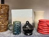 Adult Ceramics - Hand Building