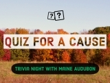 Quiz for a Cause: Trivia Night