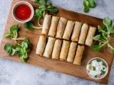 Cooking with Health Educators: Spring Rolls & Dumplings