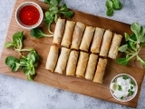 Cooking with Health Educators: Spring Rolls & Dumplings