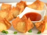 Appetizers - Crab Rangoon