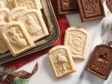 Intricate Springerle Cookies