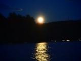 Kayaking Under the Light of the Full Moon