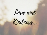Cultivate Love-Kindness for Ourselves and Others