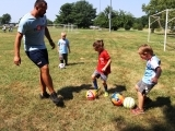 Little Kickers Soccer Camp - Boys & Girls Ages 5-8
