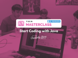 [In-Person] Start Coding with Java (Teen Masterclass)