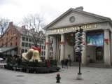 Boston Quincy Market- Bus Trip (Spring 2018)