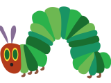 THEMED GAMES AND CRAFTS - 'THE VERY HUNGRY CATERPILLAR'
