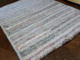 Felted Crochet Wool Rug: Live Online