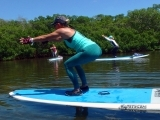 Beginner Stand-Up Paddleboard Yoga: Session 3