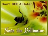 Save the Bees Weekend