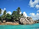 Seychelles, Mozambique, Madagascar