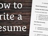 Resume Strategies VIRTUAL