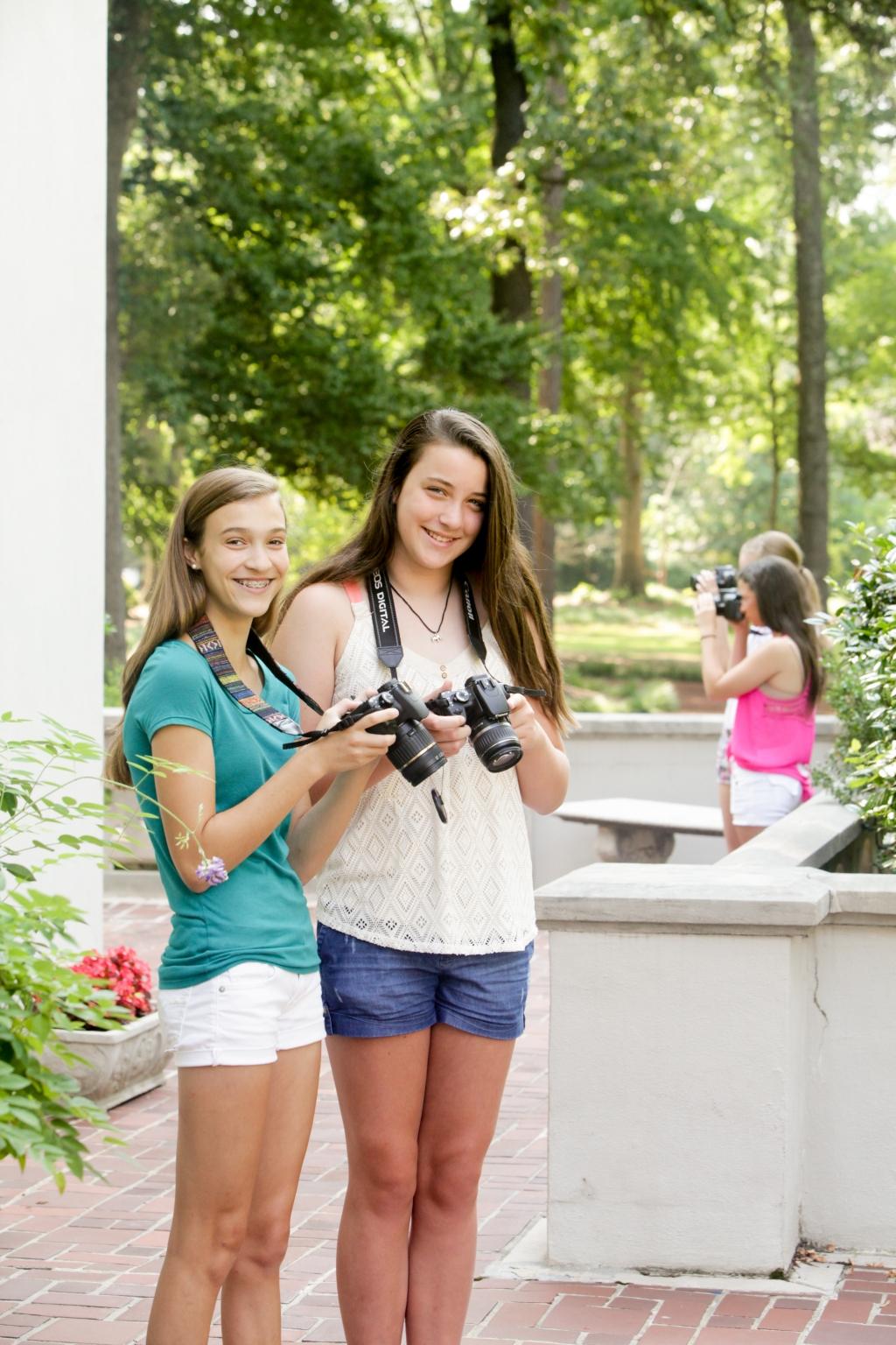 Teen Darkroom Photography Intensive Week 1 (Ages 13-16)