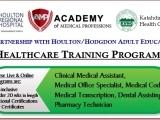 5 Healthcare Training Programs