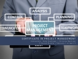 Certificate in Project Management