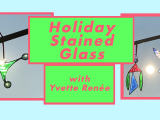Stained Glass Holiday Class