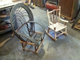 Make a Bent Willow Chair