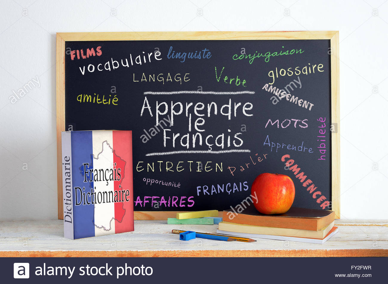 French Intensive Session II
