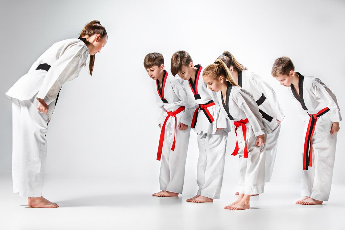 3rd Period: Beginning Taekwondo (1-4th grade)