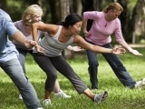 Outdoor Tai Chi/Qigong Basics