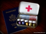 Essential Oils: Travel First Aid Kit